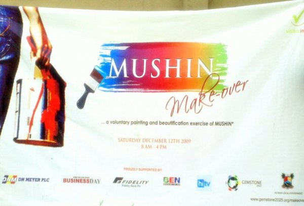 Mushin Area Makeover